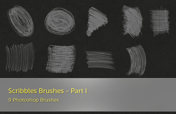 Scribbles Brushes - Part I