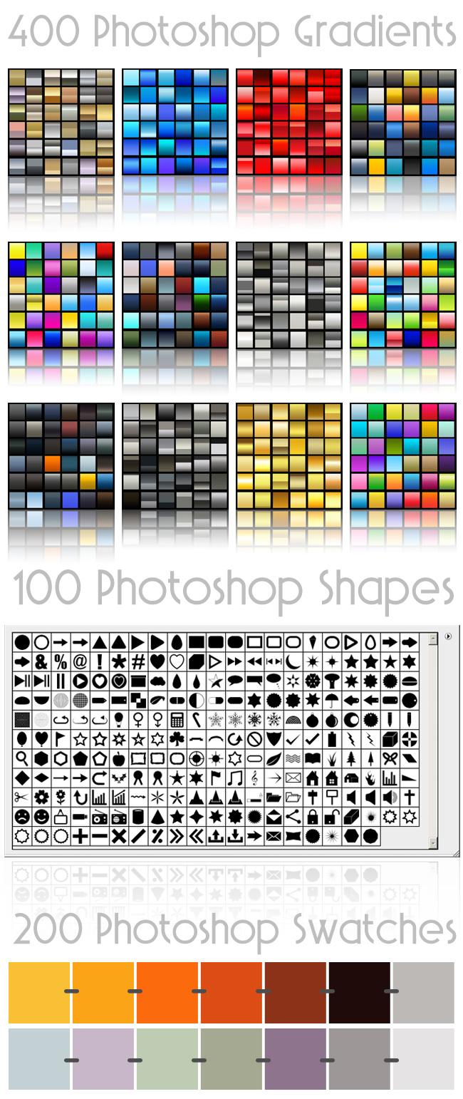 Ps-shapes