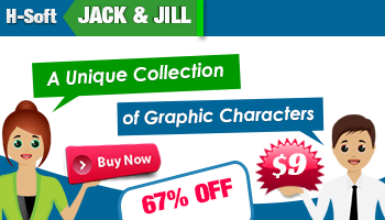 Jack And Jill Unique Collection of Graphics