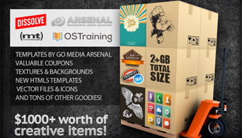 ULTRASHOCK MASSIVE DESIGN BUNDLE - $1,274 Worth Of Items For $49!