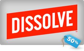 Dissolve-Coupon