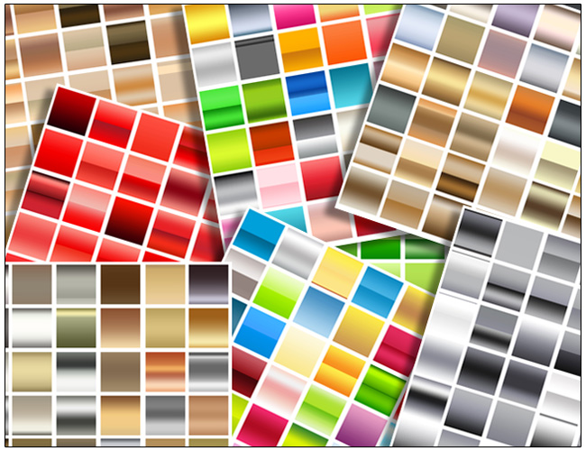 ps gradients