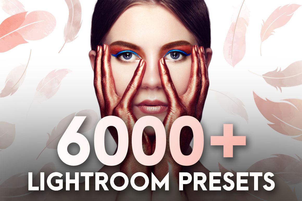 6000+ Lightroom Presets Bundle