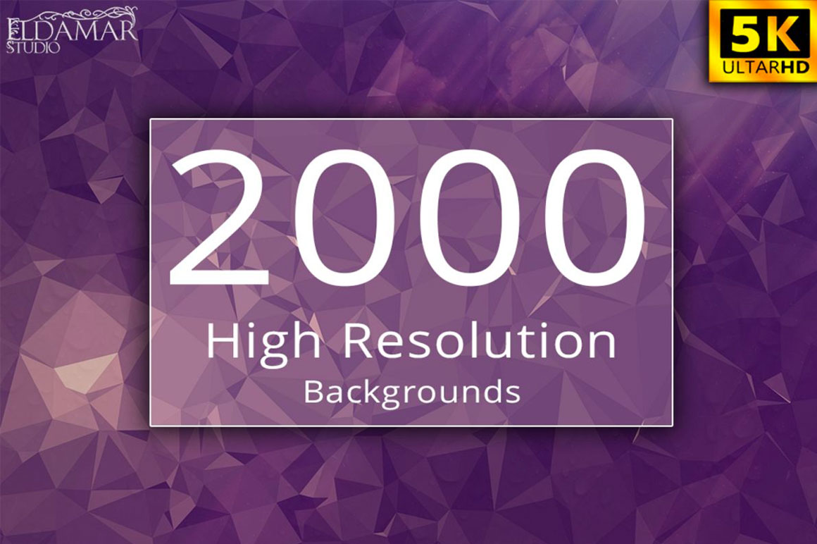 2000+ High Resolution Backgrounds Vol.2