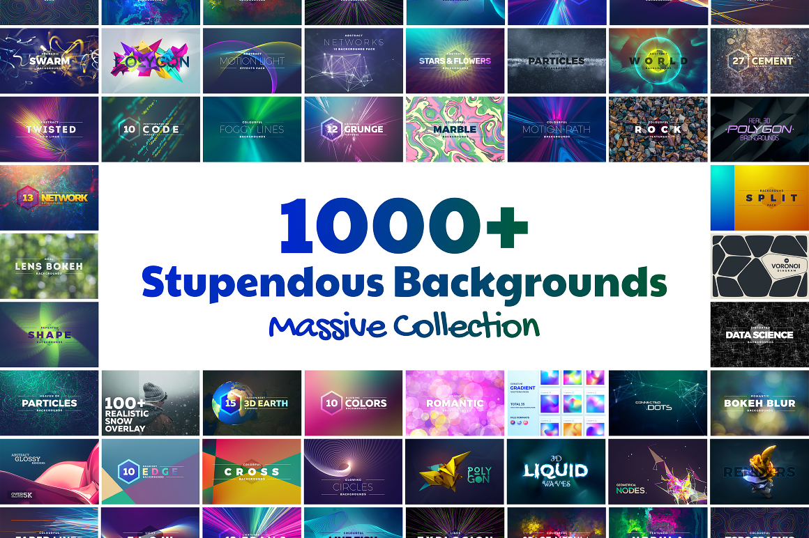 1000+ Stupdendous Backgrounds Massive Collection