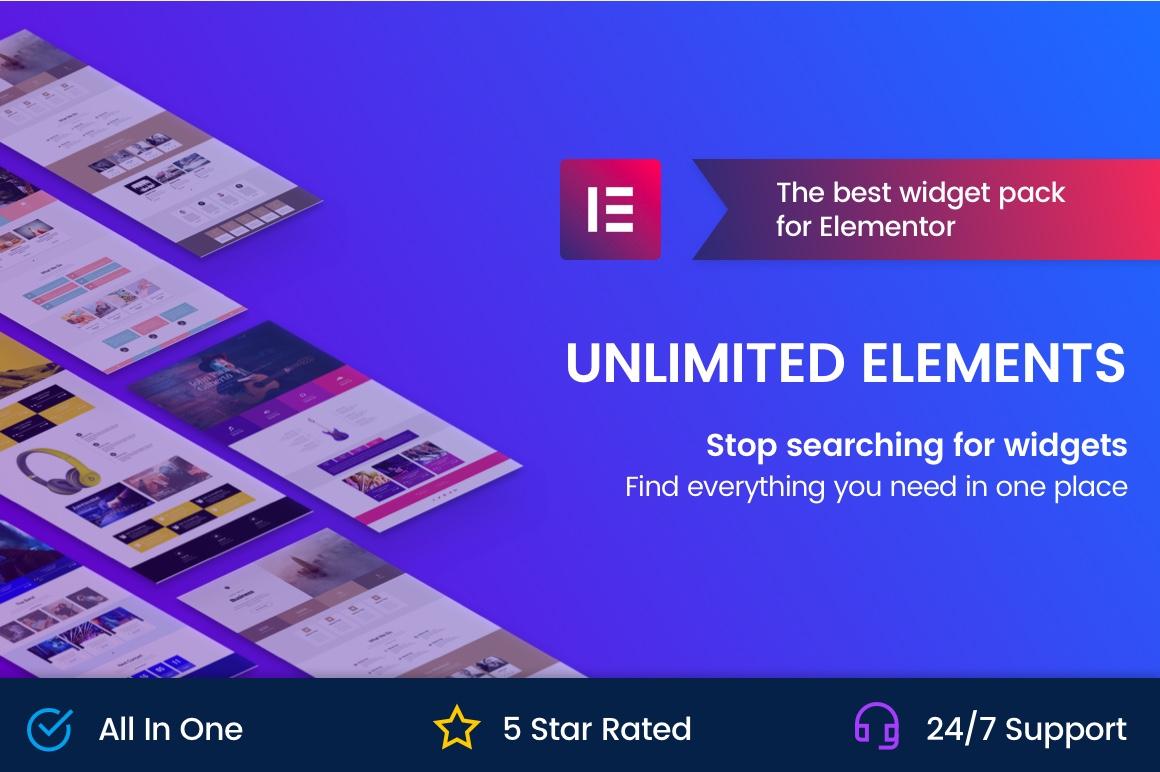 Lifetime Subscription Access for Unlimited Elements