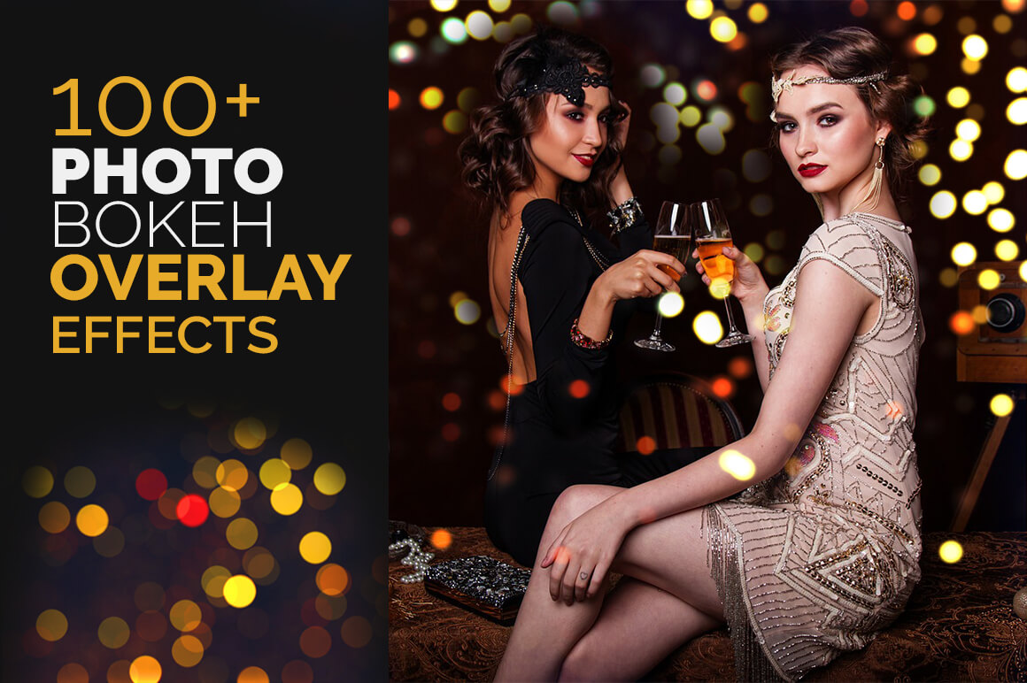 100+ Photo Overlays Effects