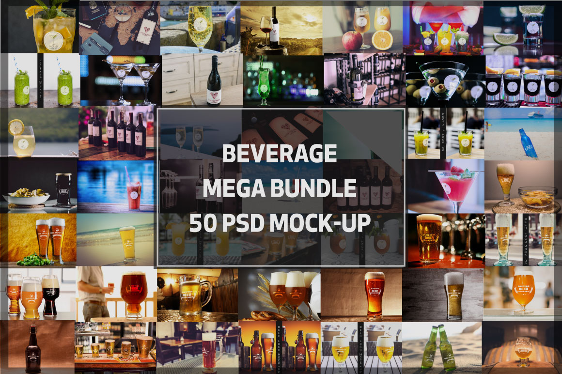 Beverages Mega Bundle
