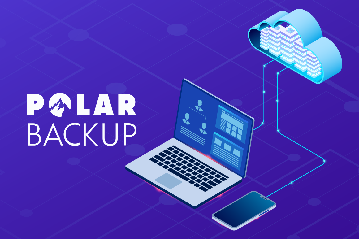 Lifetime Deal - Polar Backup Cloud Storage