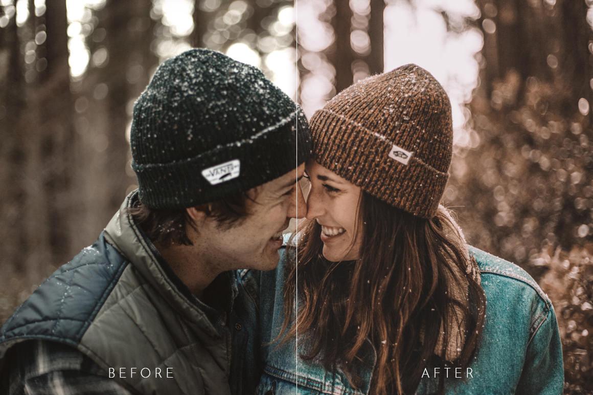 2100+ Lightroom & ACR Presets Bundle Preview