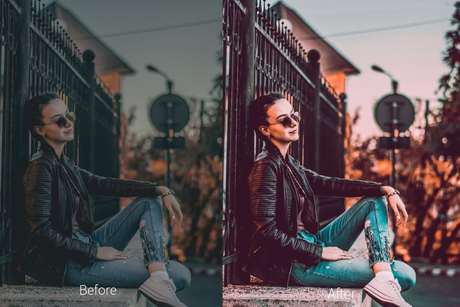 2100+ Lightroom & ACR Presets Bundle Preview