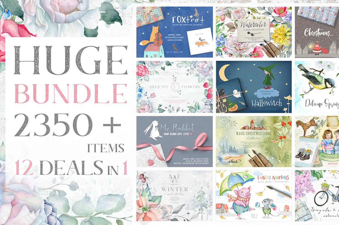 HUGE BUNDLE - 12 deals in 1