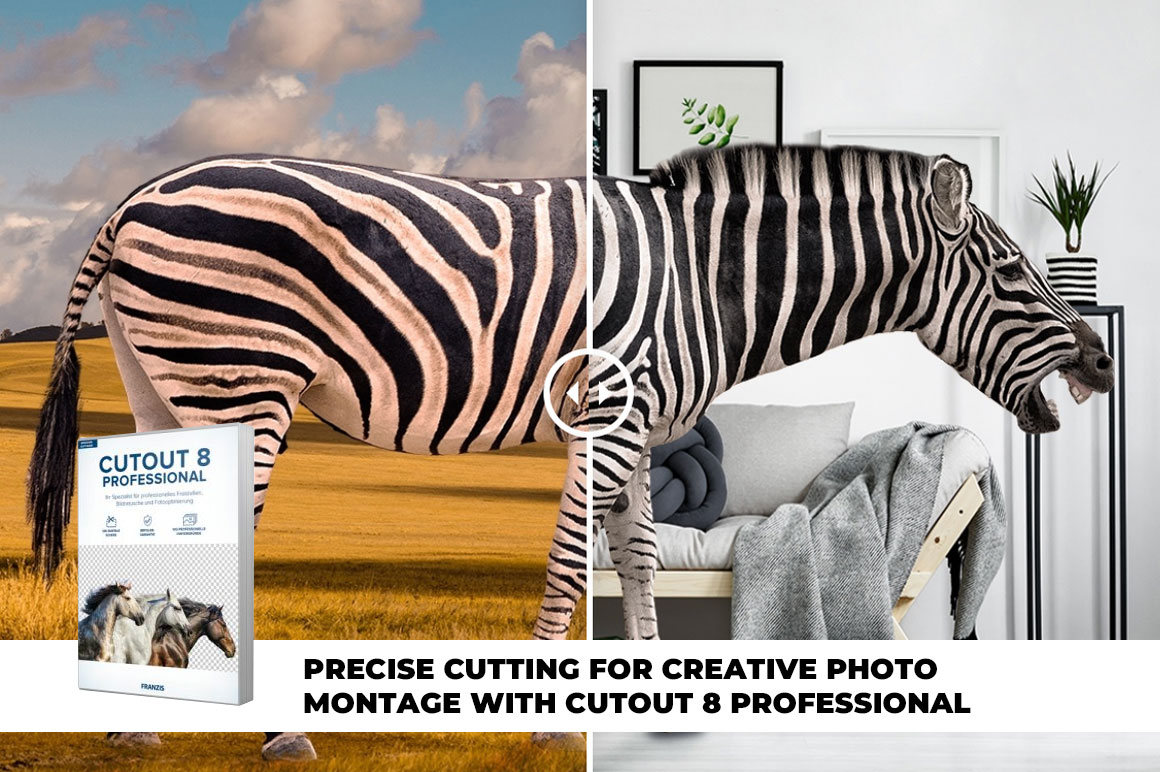 70% off: CUTOUT 8 Pro - your ultimate solution to crop out motifs on the fly