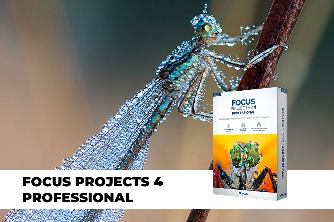 FOCUS projects 4 professional – Explore the Difference