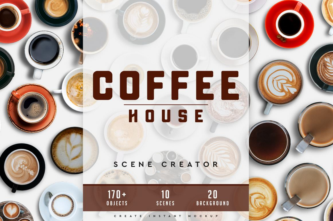 Coffee House Scene Creator
