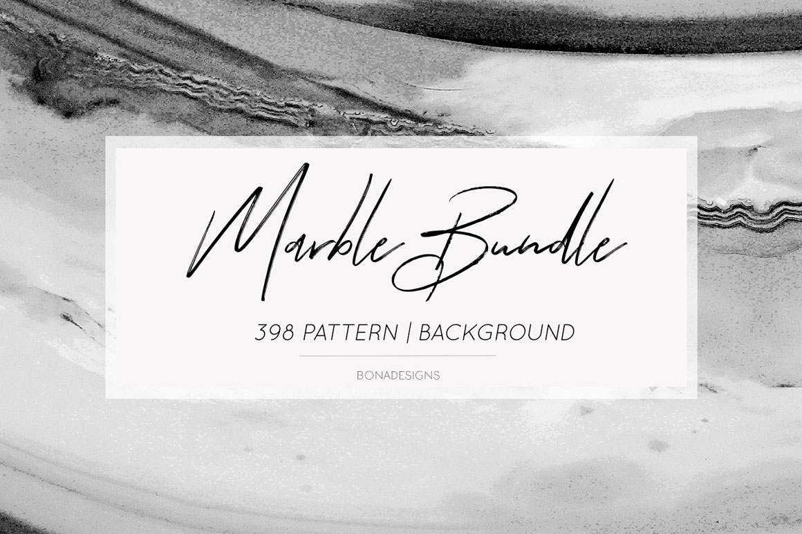 Download 398 Marble Backgrounds for only $10