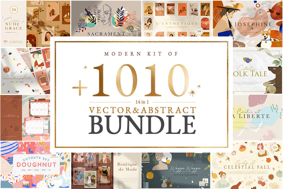 Vector and Abstract Bundle - Download 1000+ Vectors