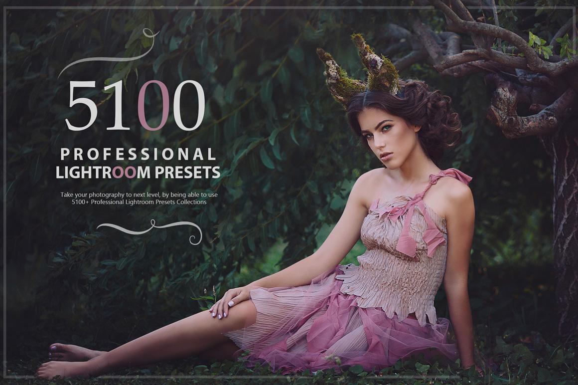 5100+ Lightroom Photo Presets