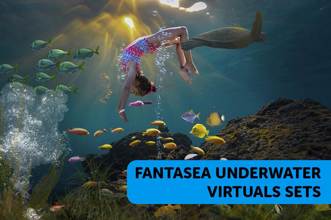 FantaSea Drag and Drop Photo Sets