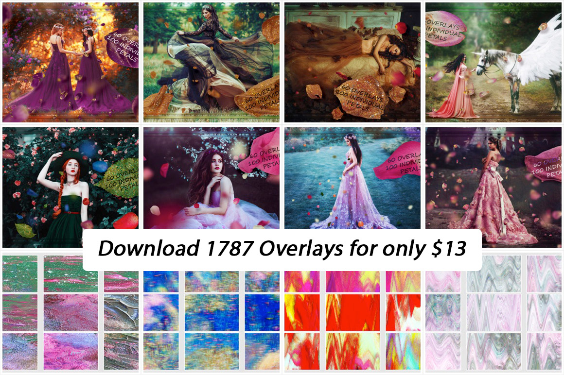 Download 1787 Overlays for only $13
