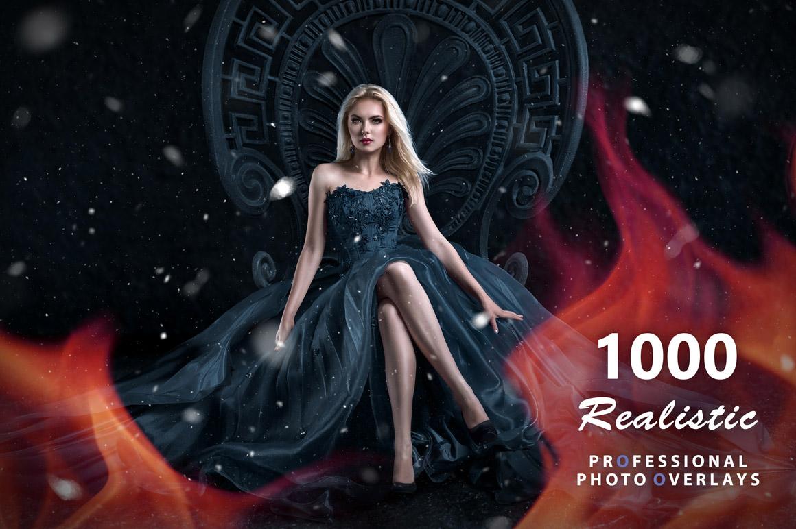 Download 1000+ Realistic Photo Overlays Bundle