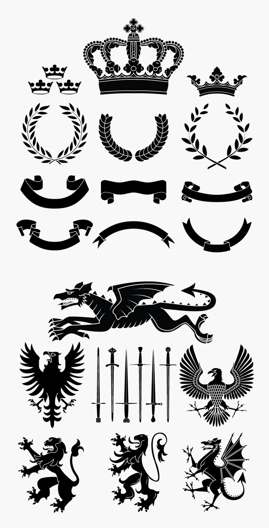 heraldry clipart download free - photo #43
