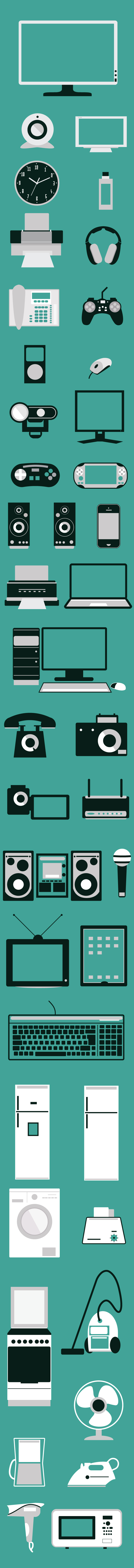electronic-devices-flat
