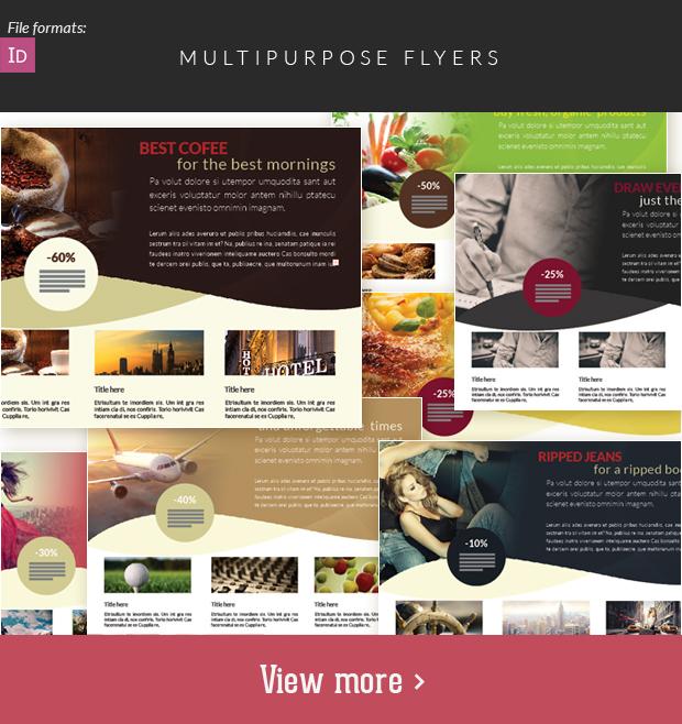 Multipurpose Flyers