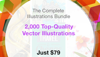 2000+ Top Quality Vector Illustrations