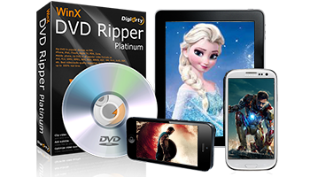 Over 370 Profiles to Copy DVD to iPhone iPad Android for Only $12