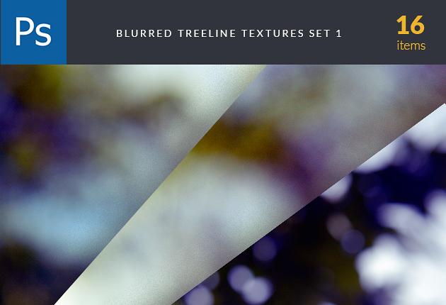 textures-blurred-treeline