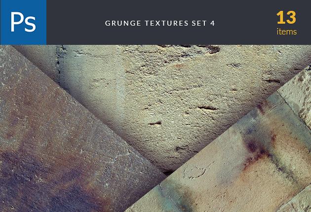 textures-grunge-set