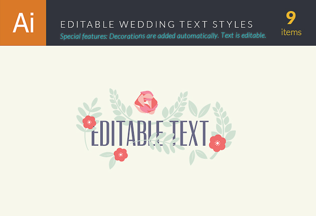 addons-editable-wedding-text-styles