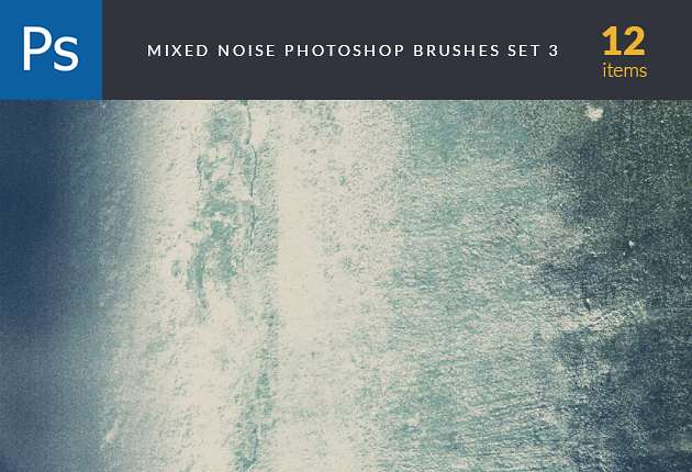 brushes-mixed-noise