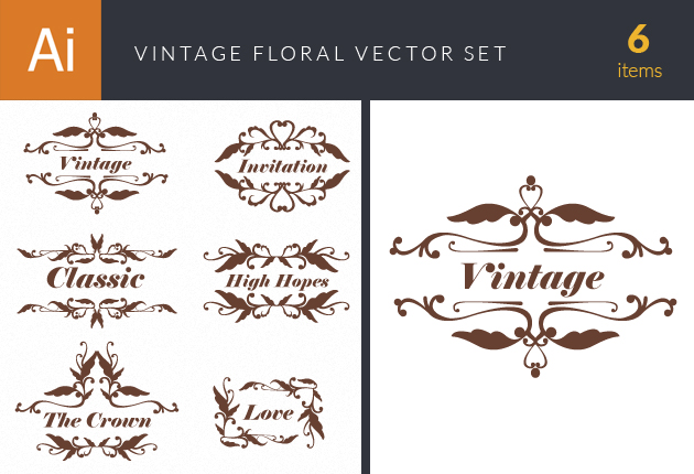 vector-Floral-Vintage-Ornaments