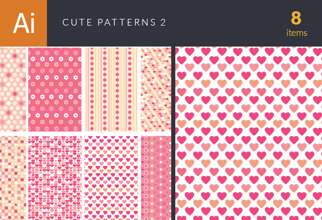 vector-cute-patterns