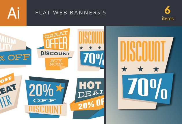vector-flat-web-banners