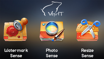 VeprIT Image Tools - Photo Manipulation Tools for Mac - 50% Off