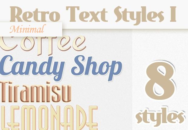 mini retro styles