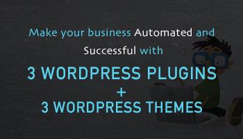 3 Web ElementsWordPressPlugins and 3 BeautifulWordPressThemes.