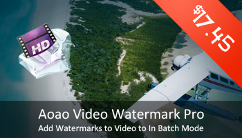 Aoao Video Watermark Pro Image - Only $17.45