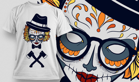 Best Selling T Shirt Designs With An Extended Royalty License