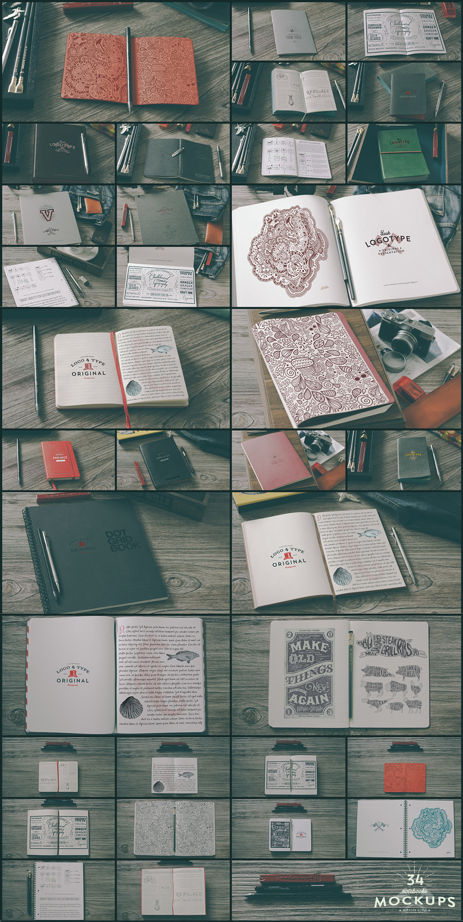 Notebooks 2