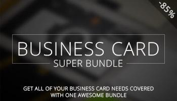 Business Cards Super Bundle