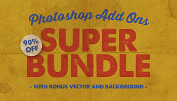 Photoshop Add-Ons Super Bundle