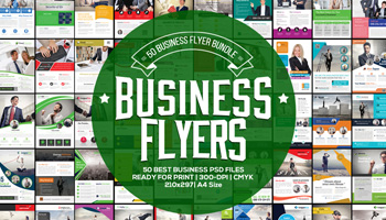 50 Professional Business Flyers