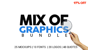 EXCLUSIVE - Magnific Mix of Graphics at a tiny price, ONLY 15$
