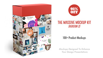 The Massive Mockup Kit 2.0
