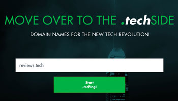 .TECH Domain @$24.99: 5-Yr subscription