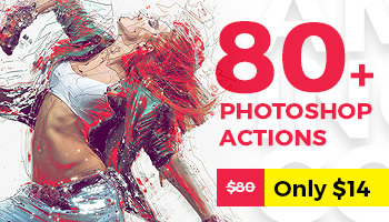 Amazing Collection of Photoshop Actions